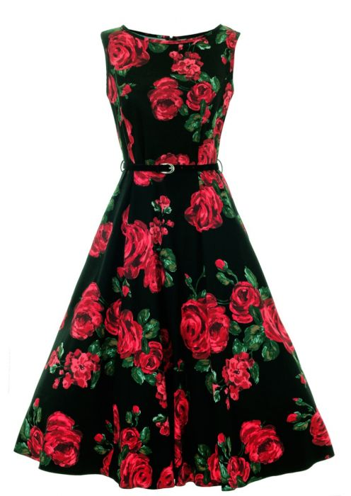 4865a2ca5925 Orange Orange Orange Orange. Mohlo by sa Vám tiež hodiť. Lady Vintage Elsie  Šaty